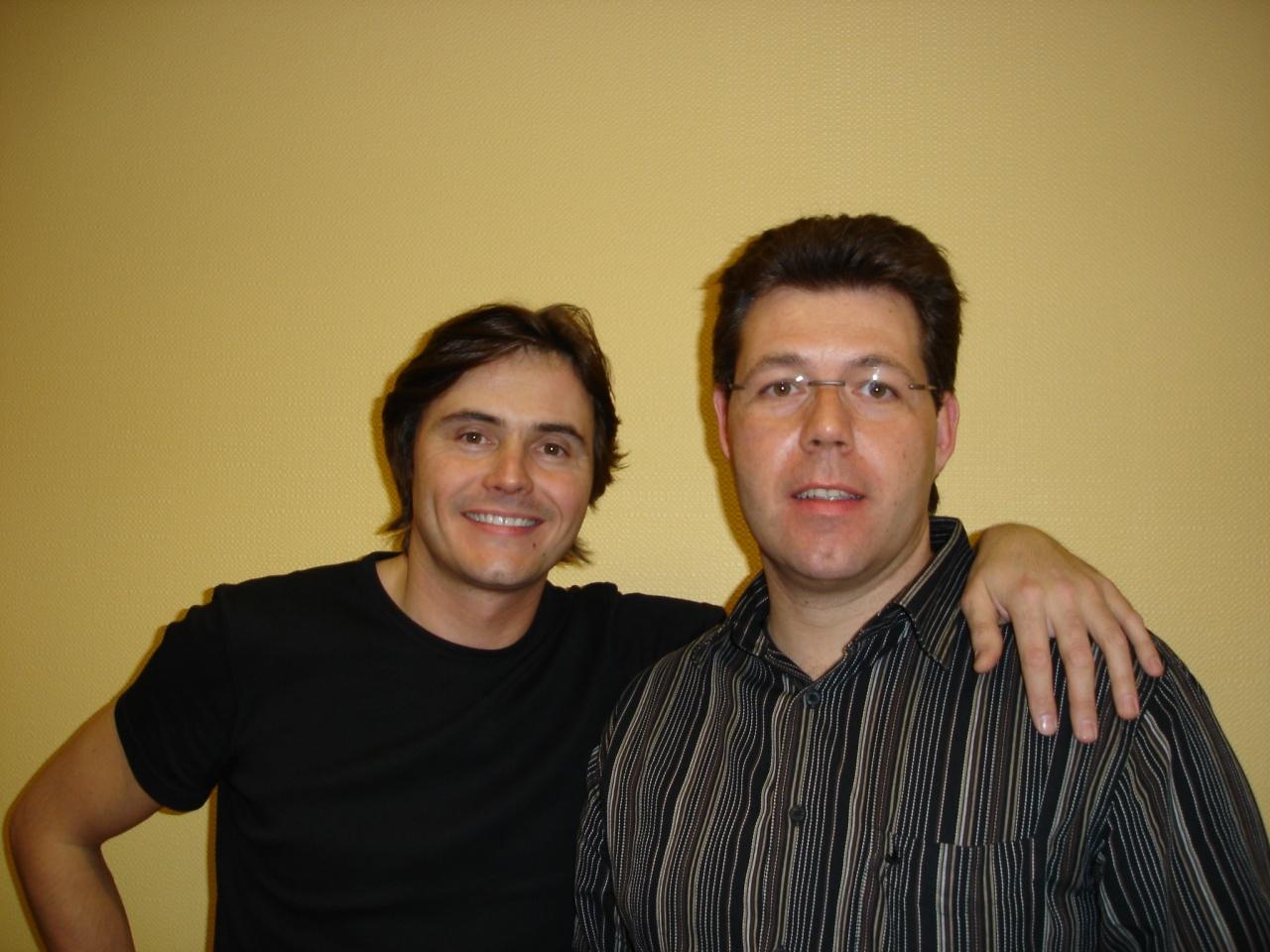 Anthony et David Stone