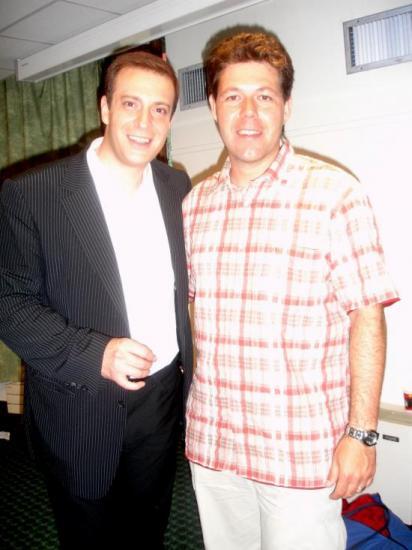 Anthony et Sylvain Mirouf