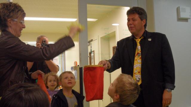 Anthony Magicien d'Alsace