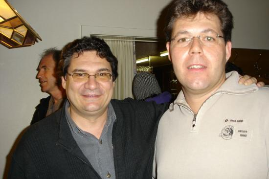 Anthony et Roberto Giobbi