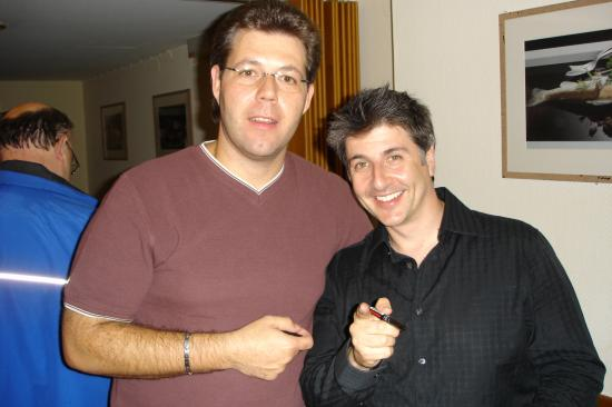 Anthony et Richard Sanders