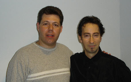 Anthony et Cyril Harvey