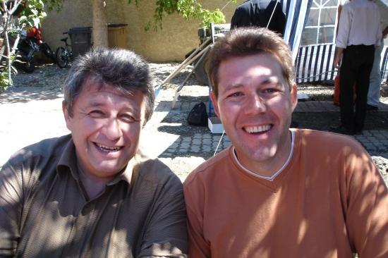 Anthony et Bernard Bilis