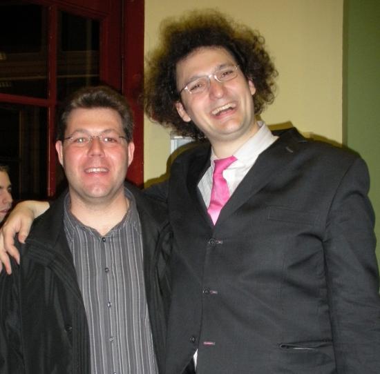 Anthony et Eric Antoine